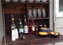 Murphy Style Outdoor Bar
