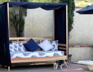 DIY Patio Furniture Ideas for a Unique Outdoor Oasis