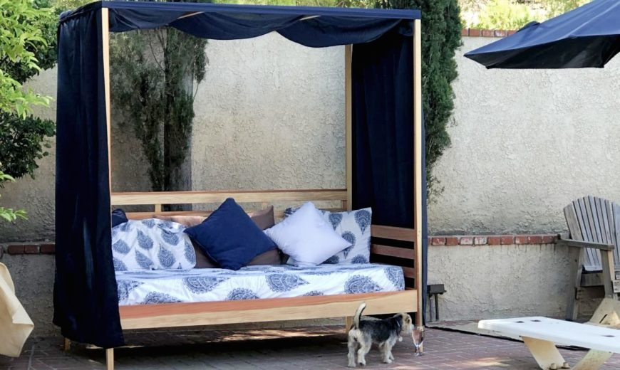 DIY Patio Furniture Ideas for a Unique Outdoor Oasis