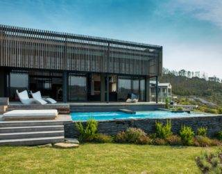 Inspired by Traditional African Design: Imbizo House in South Africa