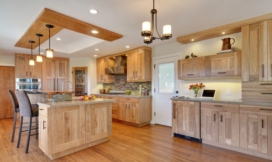 Rustic Kitchen Cabinets Ideas: Eye-Catching and Homely!