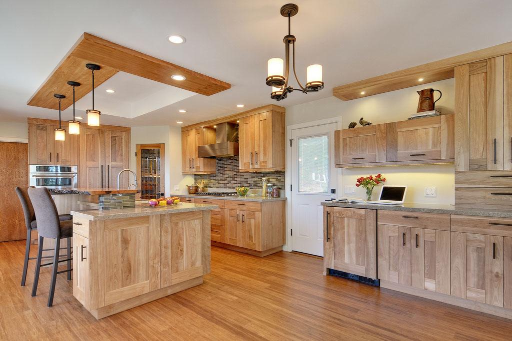 Prairie Style Cabinet