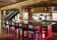 Red-kitchen-islands-coupled-with-wooden-cabinets-in-the-spacious-rustic-kitchen-18525-217x155