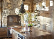 Spacious-rustic-kitchen-with-wooden-countertops-cabinets-and-custom-metal-range-78017-217x155