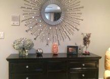 Sunburst Mirror Decor Piece