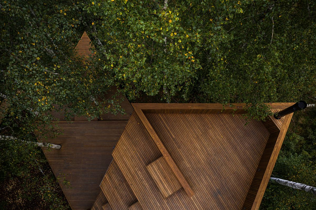 View-of-the-modern-small-wood-cabin-in-Estonia-from-above-19492