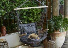 Modern Patio Design Alternative Seating Hammock Chair Lounger