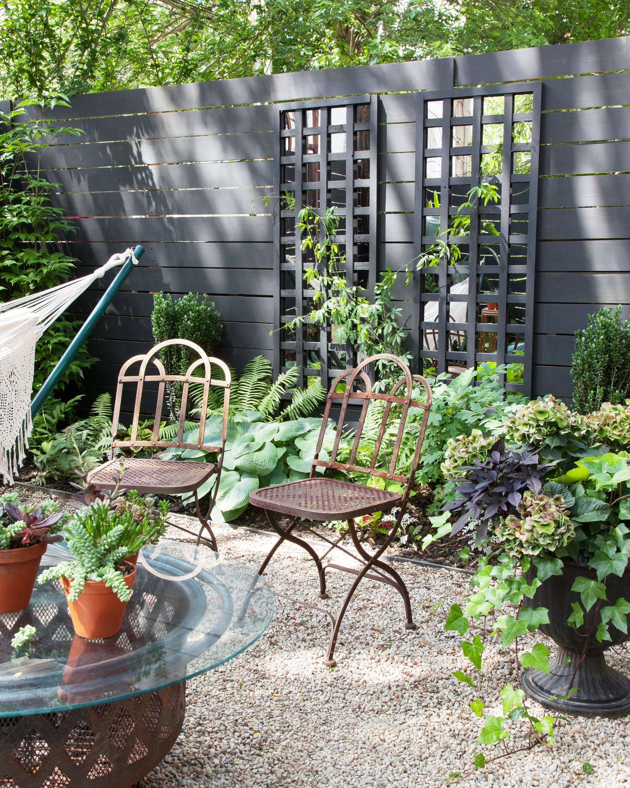 Outdoor Privacy Solutions For The Modern Home Backyard garden ne demek