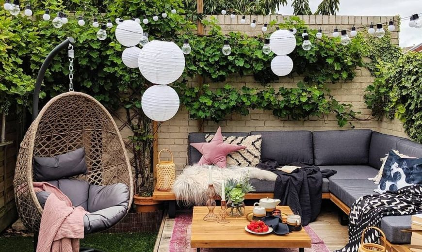 Trending Patio Decor to Watch Out for this Summer Season