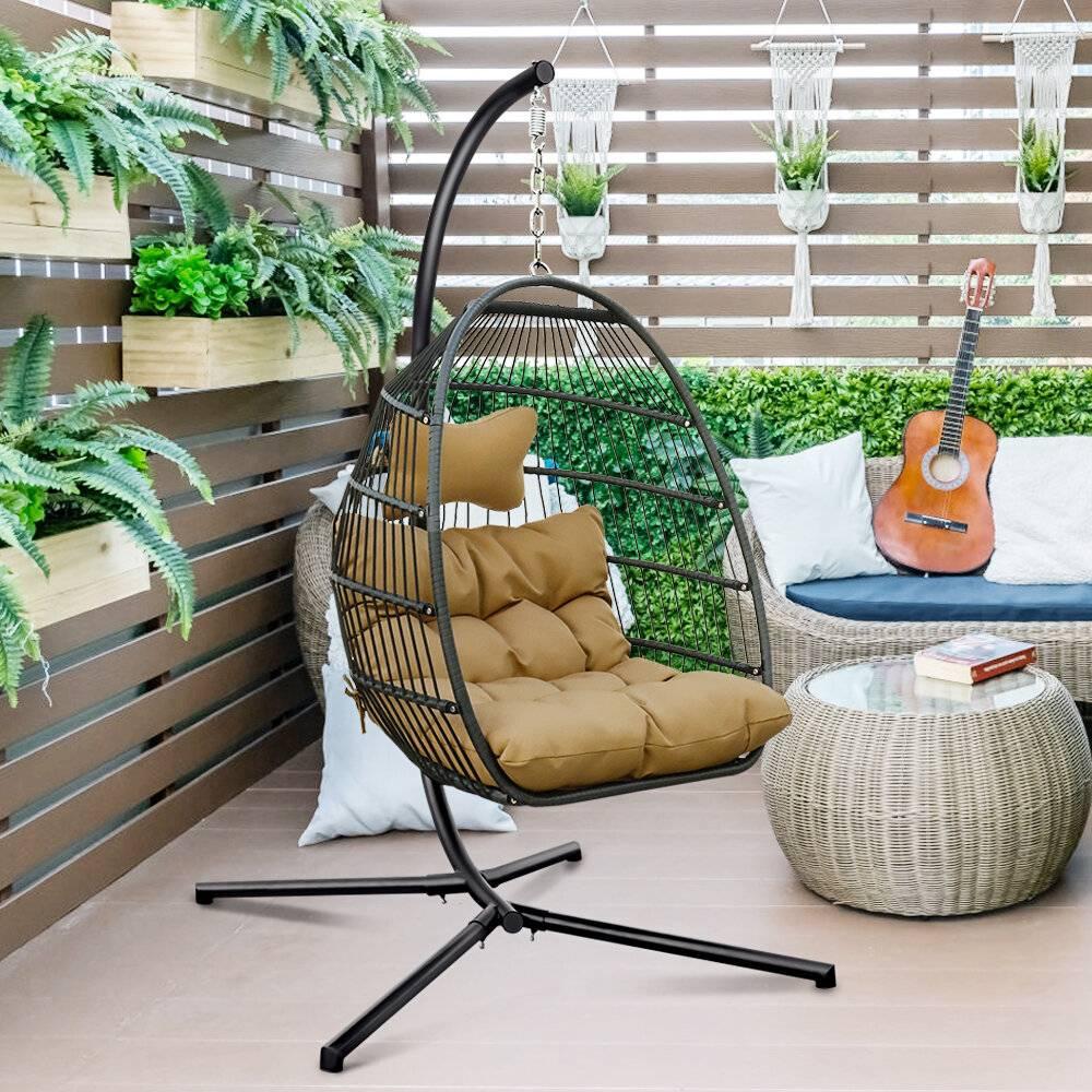 Alternative Patio Seating Lounge Chair Hammock Chair