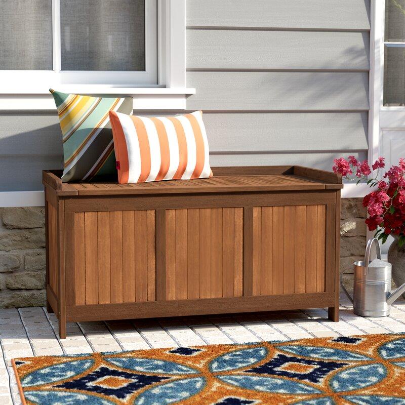Trendy Patio Storage Solution Deck Box