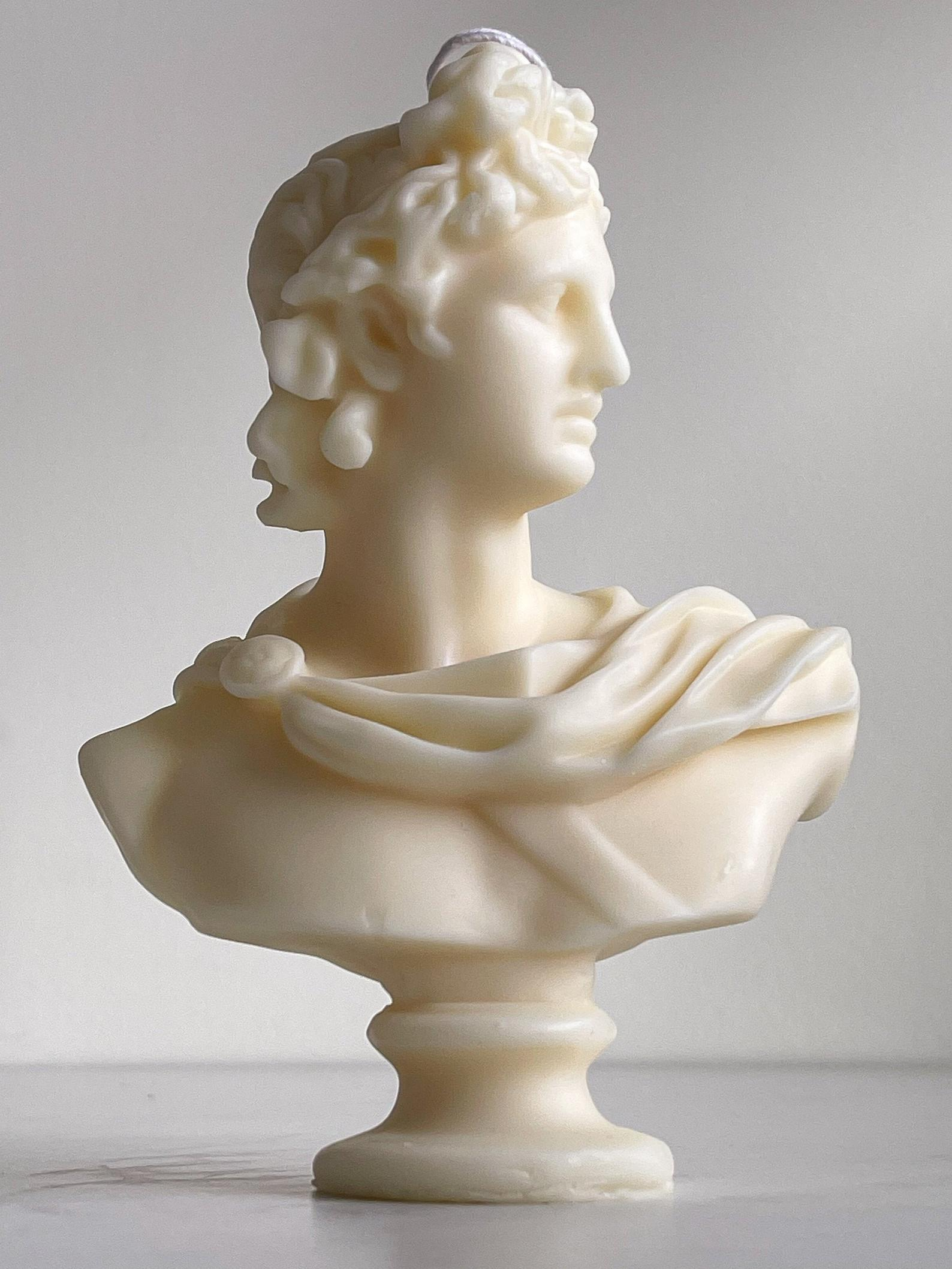 Greek Inspired Candle Decorating Ideas Apollo