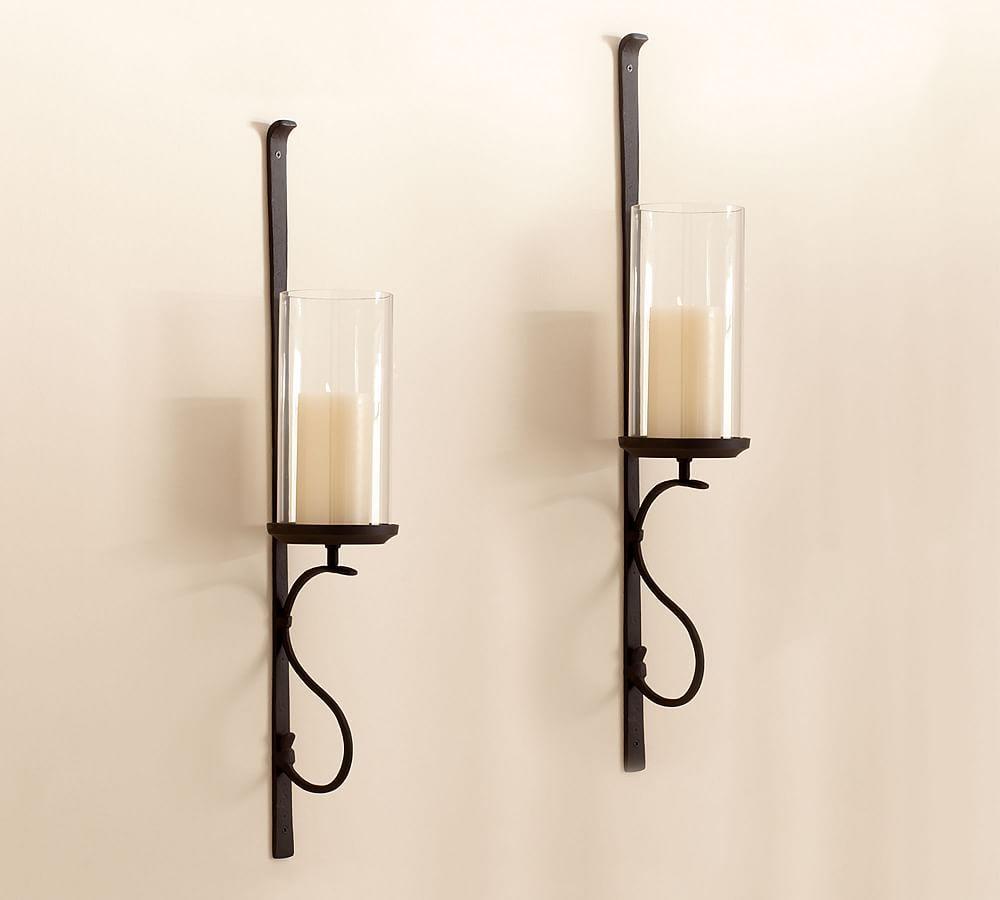 Candle Sconces Interior Design Ideas Pottery Barn