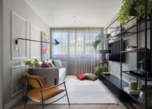 space-savvy-and-stylish-living-area-with-greenery-industrial-shevles-and-walls-of-gray-60709-217x155