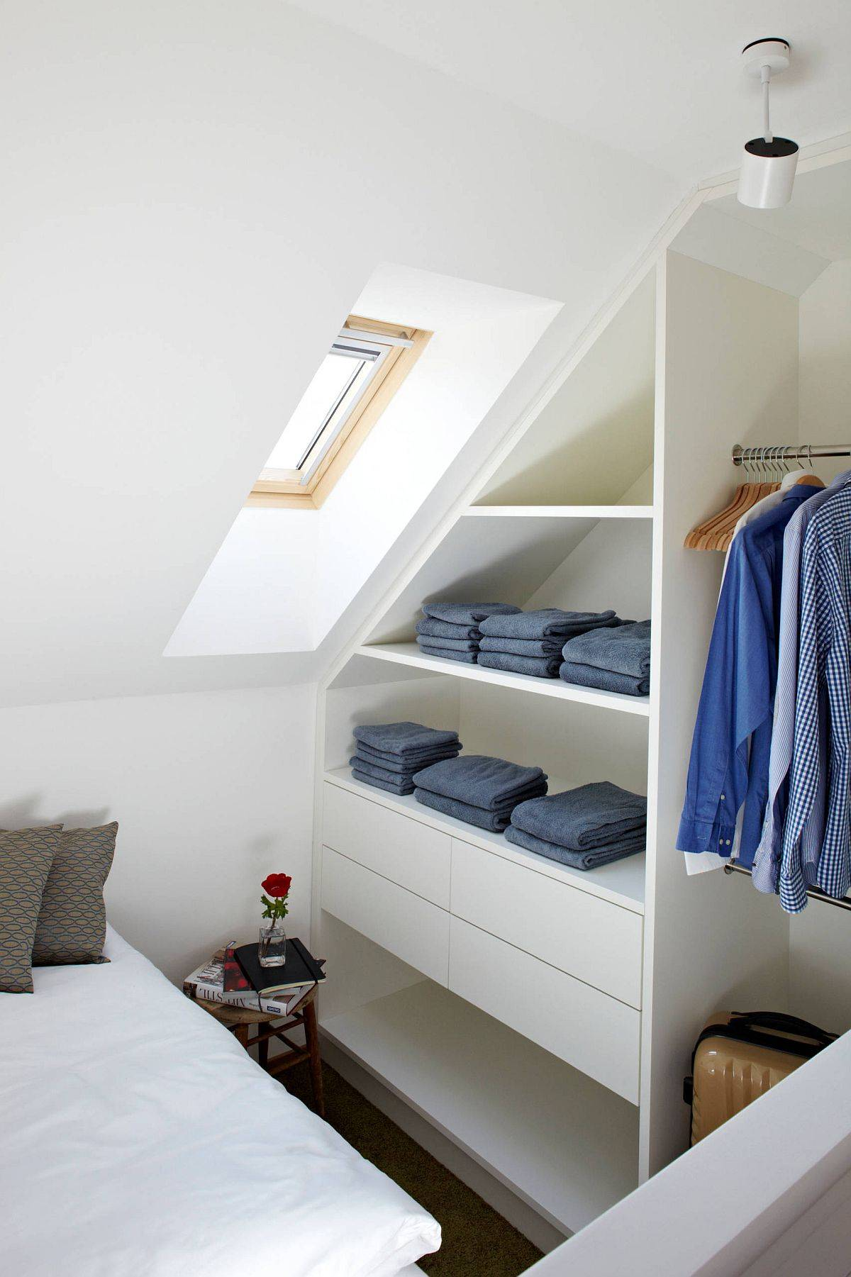 Design a closet that meets your specific wardrobe needs