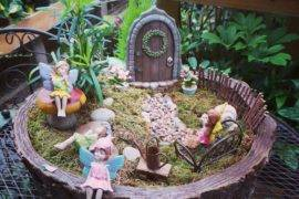 Miniature Fairy Garden Ideas [15 Whimsical DIYs!]
