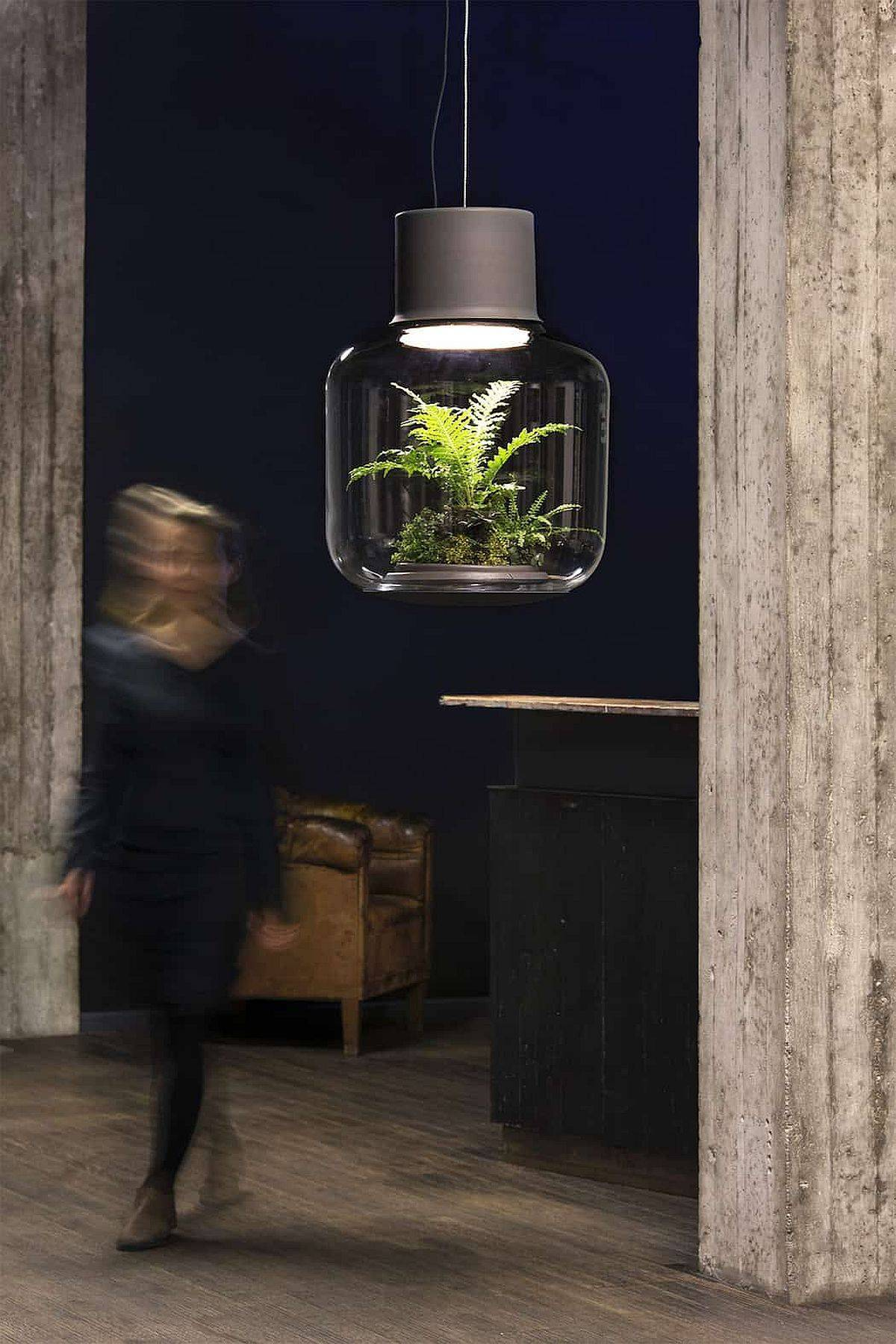 Innovative Mygdal Plantlights manage to steal the spotlight pretty much anywhere they are placed