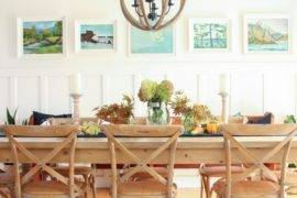 Lake House Decor Ideas: From Modern Charm to Rustic Eclectic
