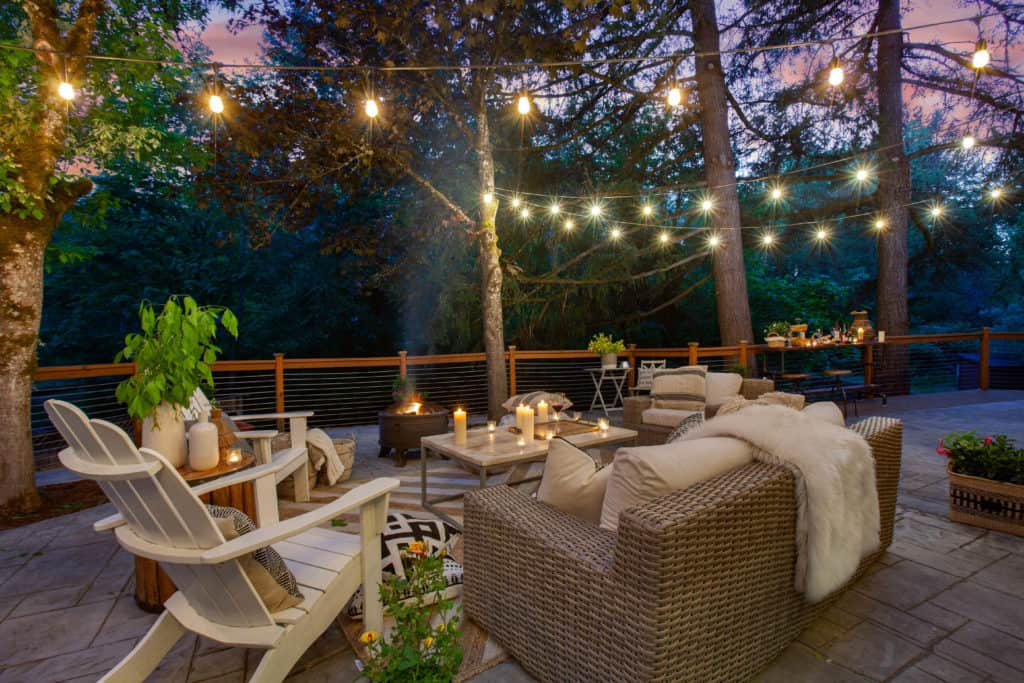 Landscape Lighting Ideas for an Immersive Backyard