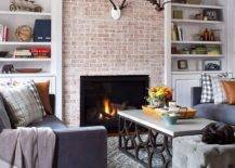 Modern-farmhouse-style-living-room-with-an-elegant-brick-section-and-fireplace-21723-217x155