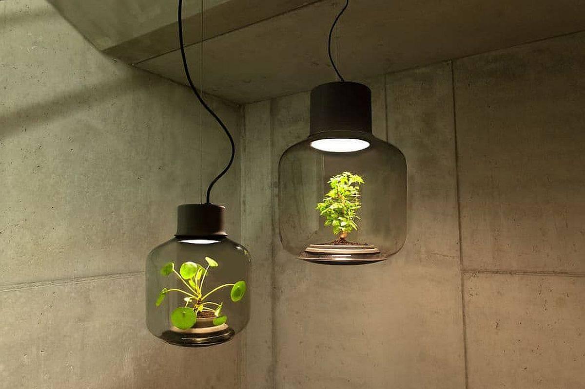 Mygdal Plantlights bring greenery indoors in style!