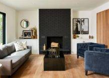 Polished-contemporary-living-room-with-dark-painted-brick-fireplace-45892-217x155