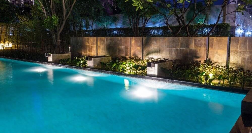 Pool Underwater Lighting