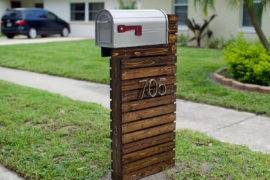 Stylish Mailbox Ideas to Leave a Lasting Impression