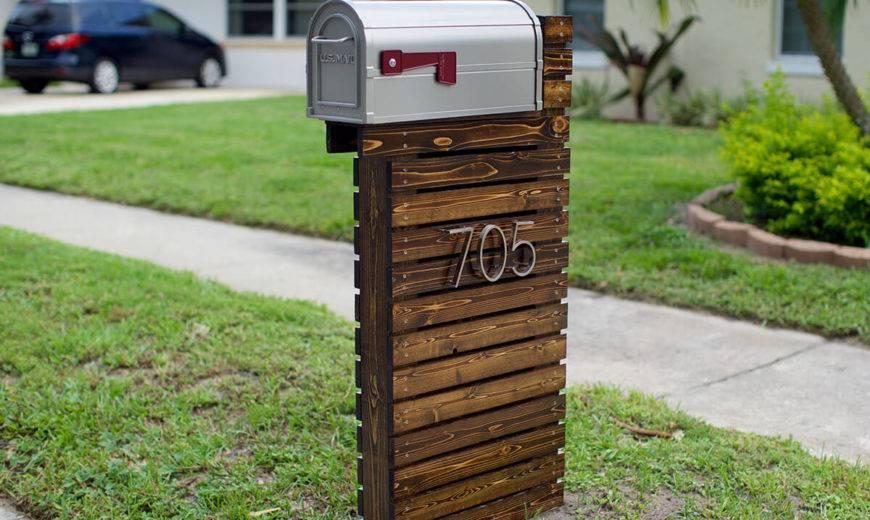 Stylish Mailbox Ideas to Leave a Lasting Impression