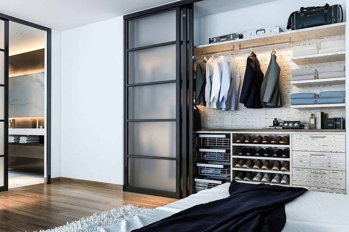 Space-Savvy Organization: Small Men?s Closets to Make Your Mornings Easier!