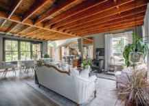 Small-and-elegant-modern-farmhouse-style-living-space-with-wooden-ceiling-47099-217x155