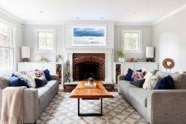 Brick Fireplace Ideas: Captivating Showstoppers with Timeless Charm