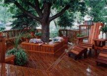 Trees in the Deck