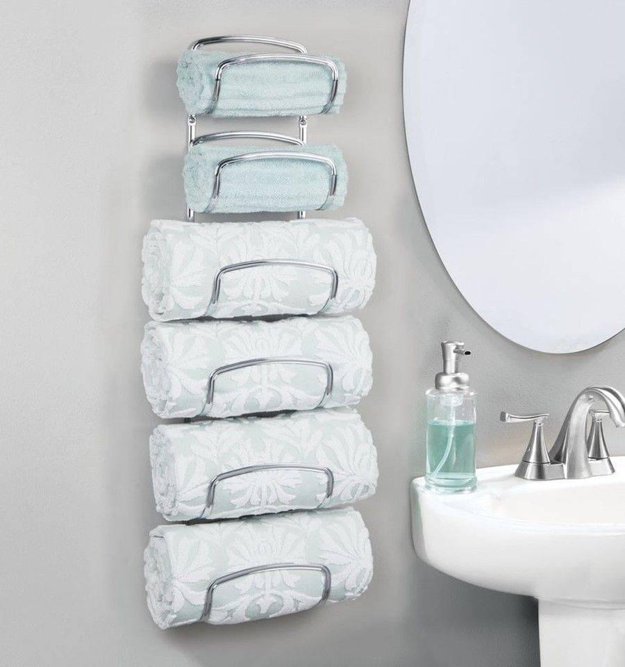 Vertical Towel Bar Mount