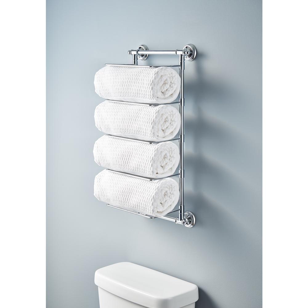 Vertical Towel Wall Mount