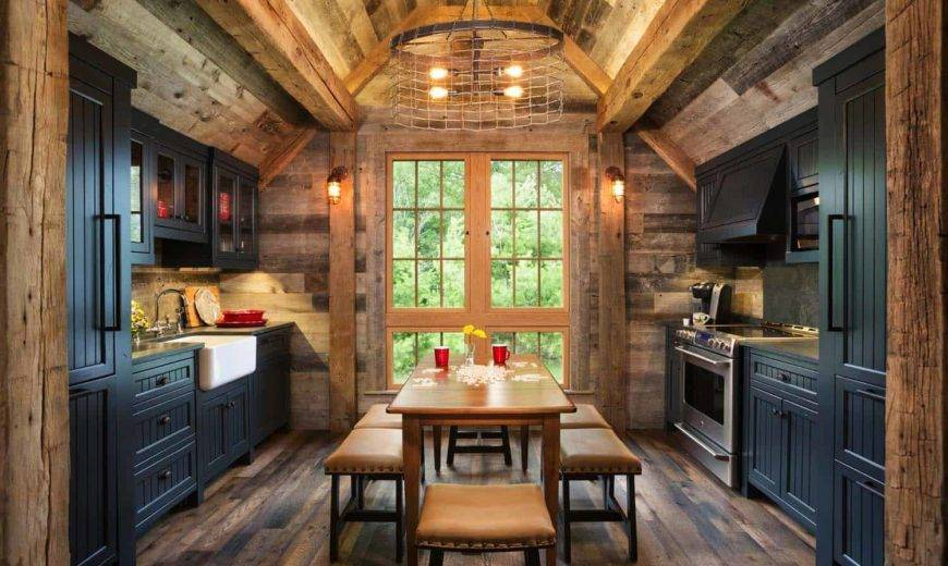10 Rustic Inspired Kitchens for the Modern Home