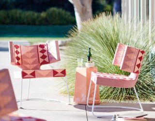 Bold Statement Chairs for the Patio Season