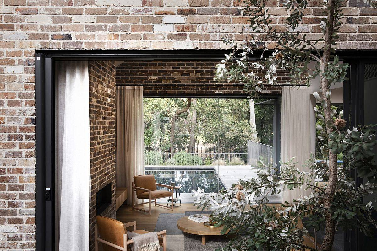 Heritage Federation-Era Home with a Polished and Concealed Rear Extension