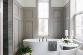Bathroom Wainscoting Ideas: From Traditional to Modern