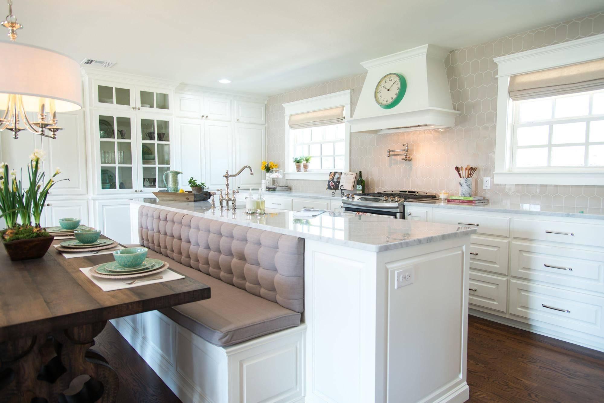 Empty Kitchen Space