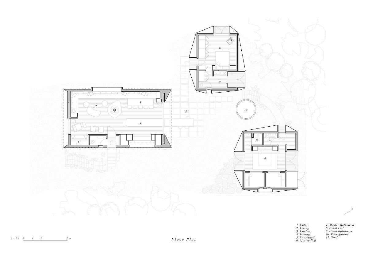 Floor-plan-of-Awaawaroa-Bay-House-designed-by-Cheshire-Architects-in-New-Zealand-87344