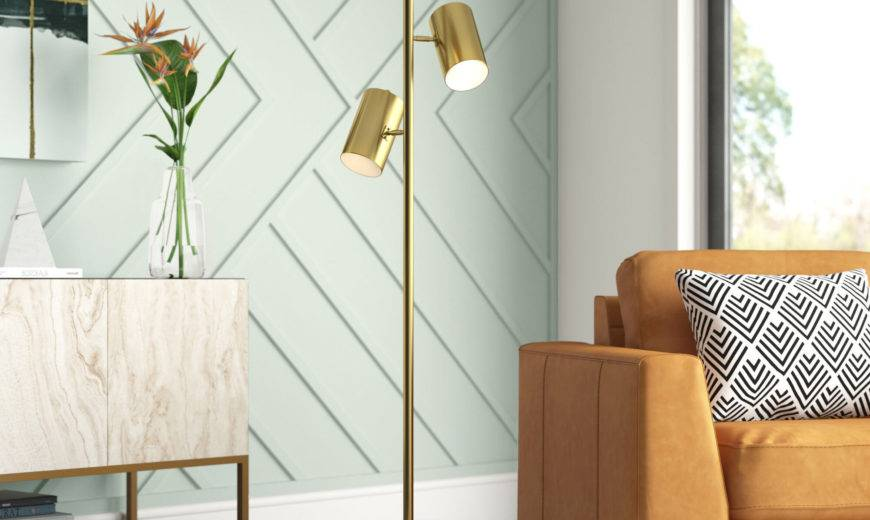 Mid-Century Modern Floor Lamps to Inspire your Retro Space