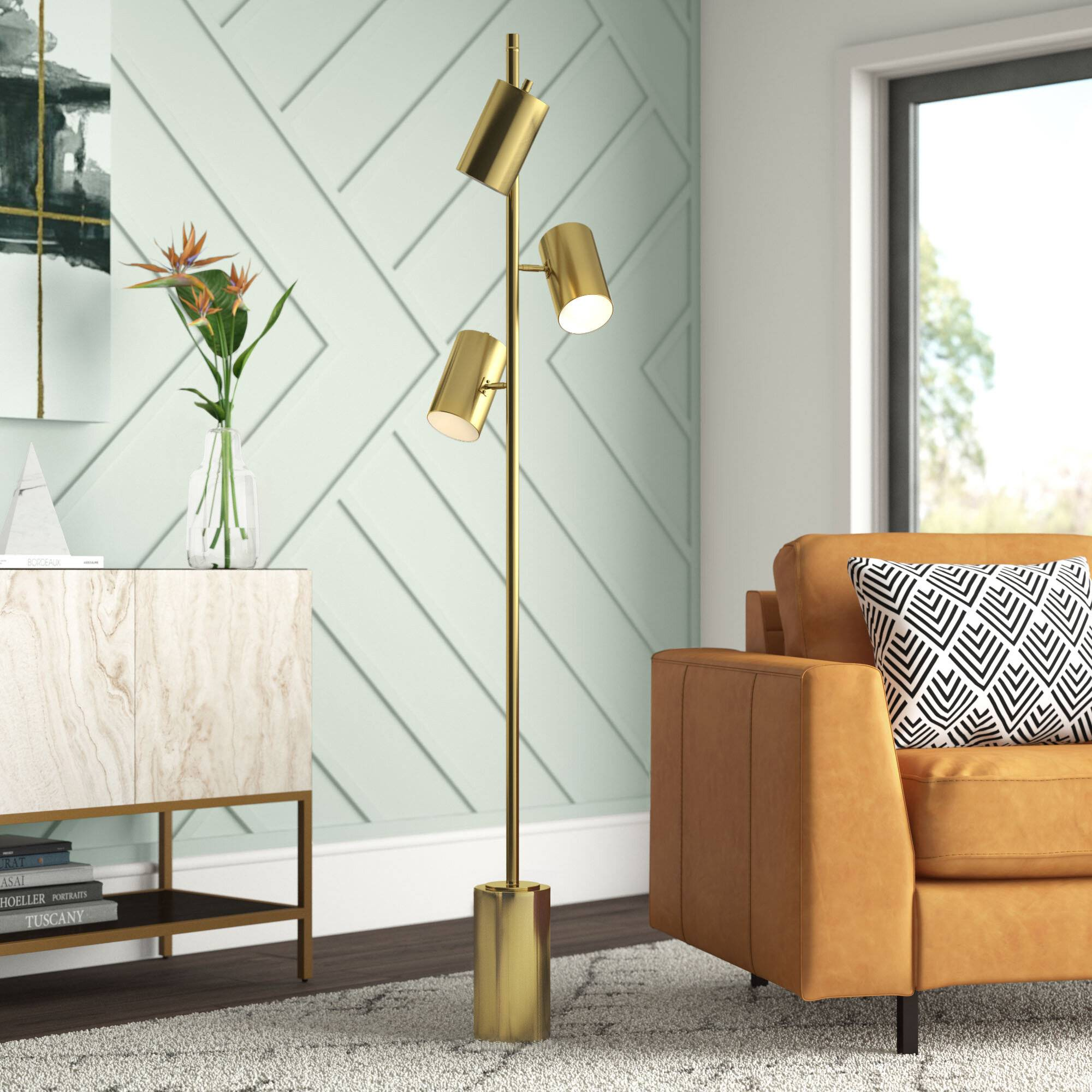Mid Century Modern Floor Lamps to Inspire your Retro Space
