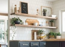 Introduce Color With Living Greens