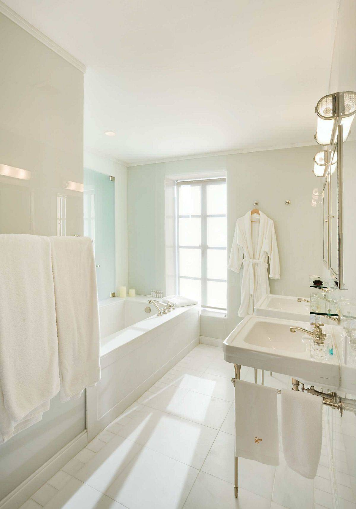 Luxurious-master-bathroom-in-white-with-a-touch-of-brown-thrown-into-the-mix-35626