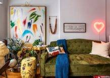 Modern-eclectic-living-room-with-brilliant-splashes-of-color-can-still-be-clutter-free-99046-217x155