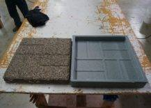 Molded Stepping Stones
