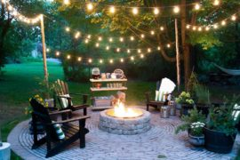 Unique Fire Pit Area Ideas for Entertaining and Enjoying