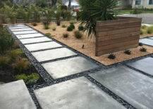 Painted Concrete Slabs