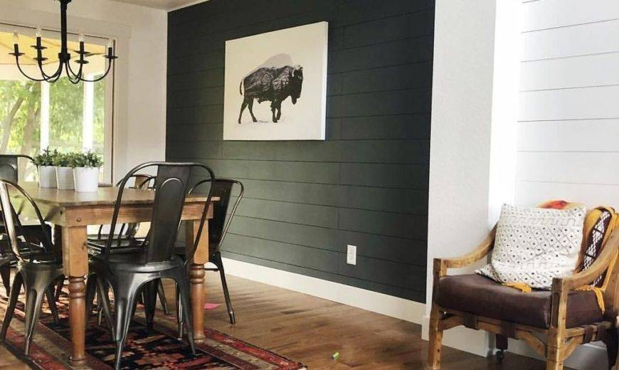Modern Shiplap Accent Wall Ideas for Every Room